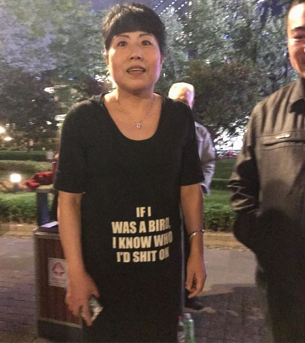 10 of Shanghai's Most Outrageous T-Shirts