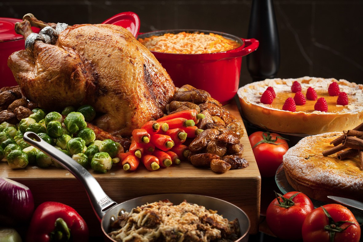 Where to Get Thanksgiving Turkeys in Shanghai 2017 — Langham Shanghai Xintiandi
