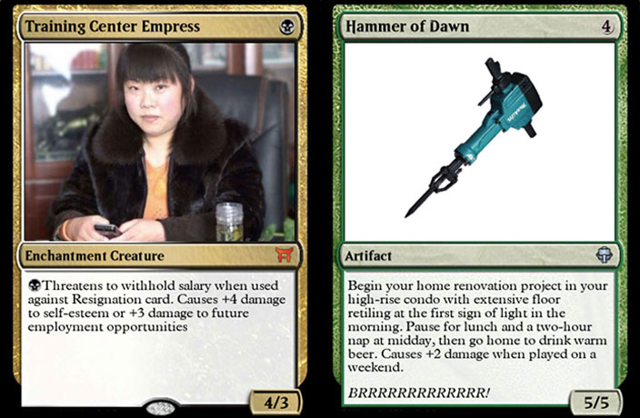 magic the gathering got a china makeover and it s hilarious
