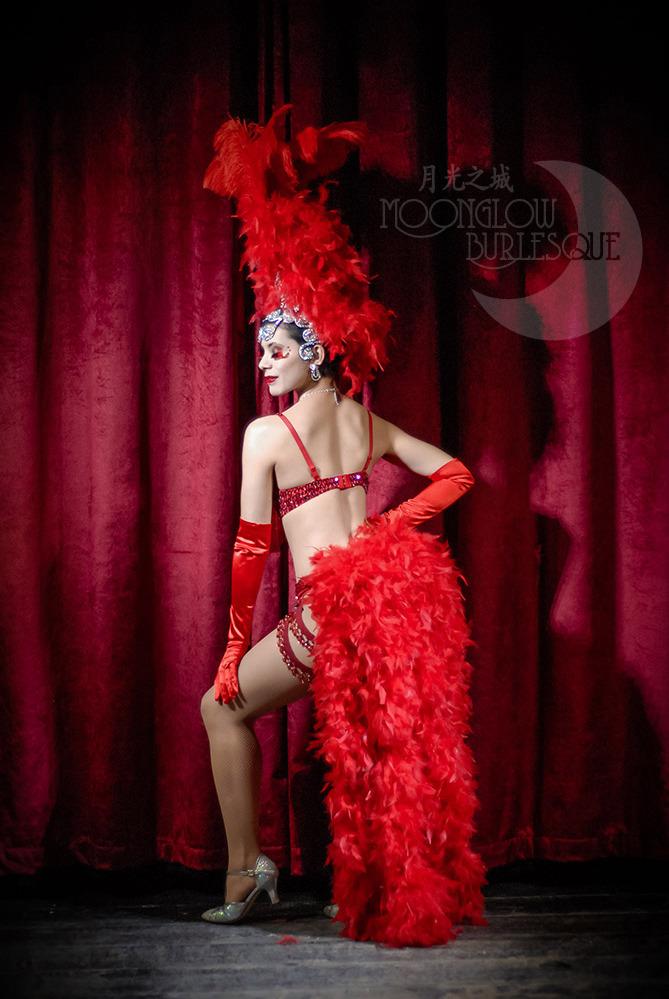 Burlesque giveaways