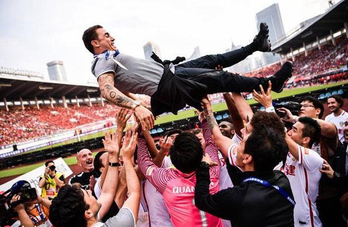 Cannavaro returns to Evergrande as replacement for Scolari
