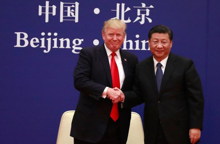 5 Key Things Xi Jinping and Donald Trump Talked About in Beijing Today