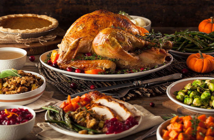 Where to Get Thanksgiving Turkeys in Shanghai 2017 — Jean Georges