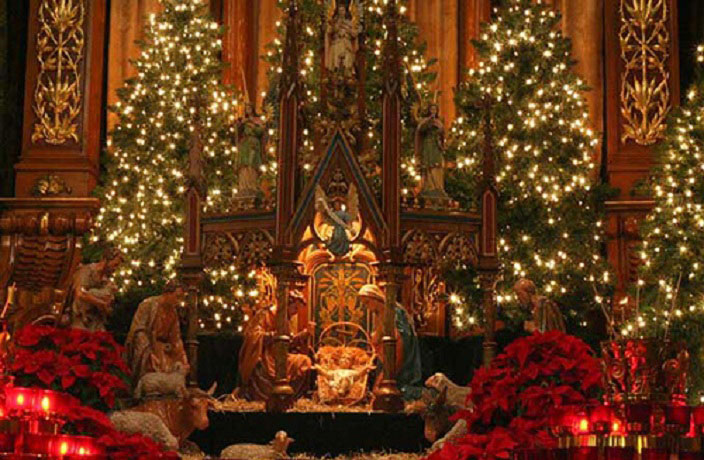 Where to Attend Christmas 2017 Services and Masses in Shanghai