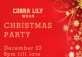 CL Xmas Party x Guest DJ Kadwell & Pipa Artist Feeling Zhu!