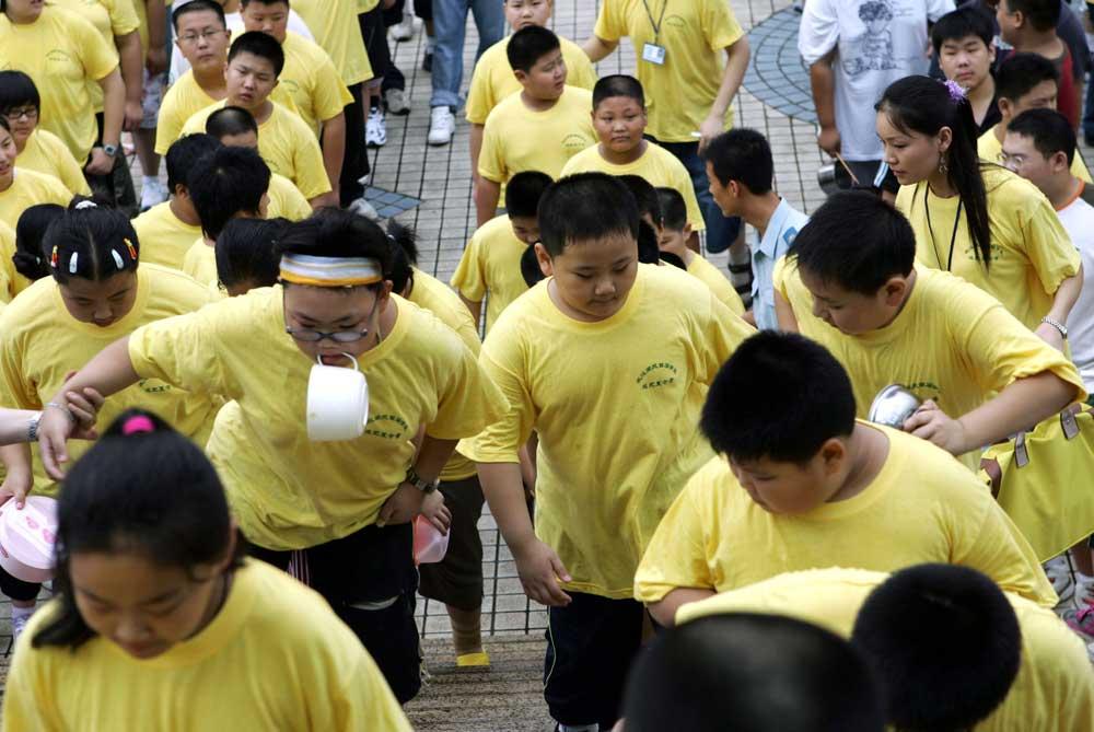 China's Growing Obesity Epidemic