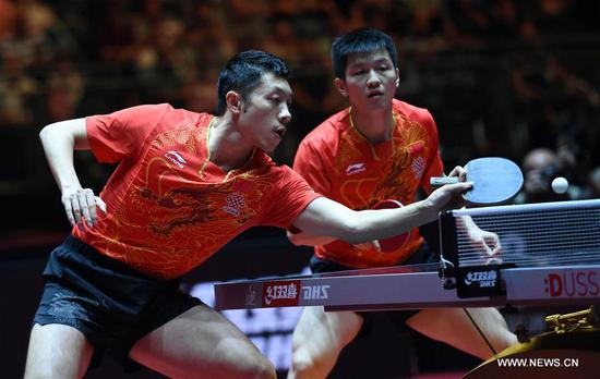 China Table Tennis