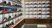 Yet Another Swanky Sneaker Shop in Beijing