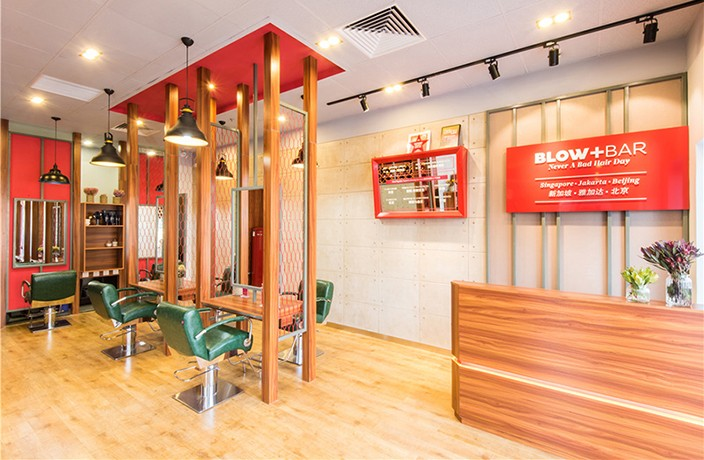 Get Pampered at Blow+Bar's Second Location in Shunyi