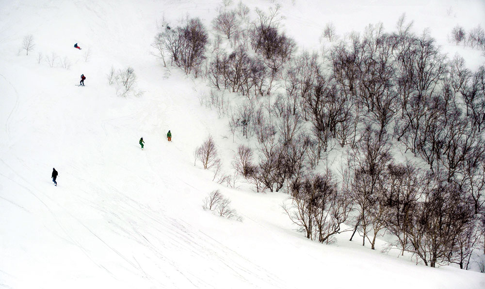 Changbaishan National Nature Reserve Park Skiing — Travel Guide for Jilin, China — Thatsmags.com