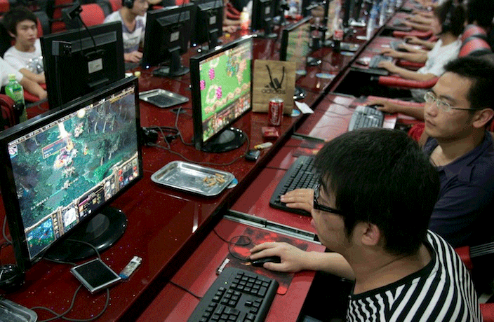 #TBT: Combating Internet Addiction in China