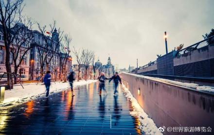 Shanghai snow
