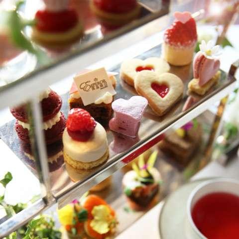 Fairmont Peace Hotel Valentine's Day Dining Shanghai