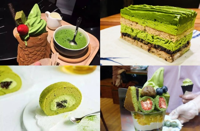 4 Sweet Spots for Matcha Desserts in Shenzhen