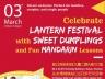 Celebrate Lantern Festival with Sweet Dumplings and Fun Mandarin Lessons