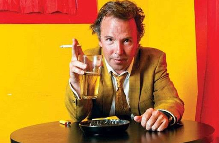 Doug Stanhope: 'I'm Happy Trump Won to Watch the Pant-Shitting'