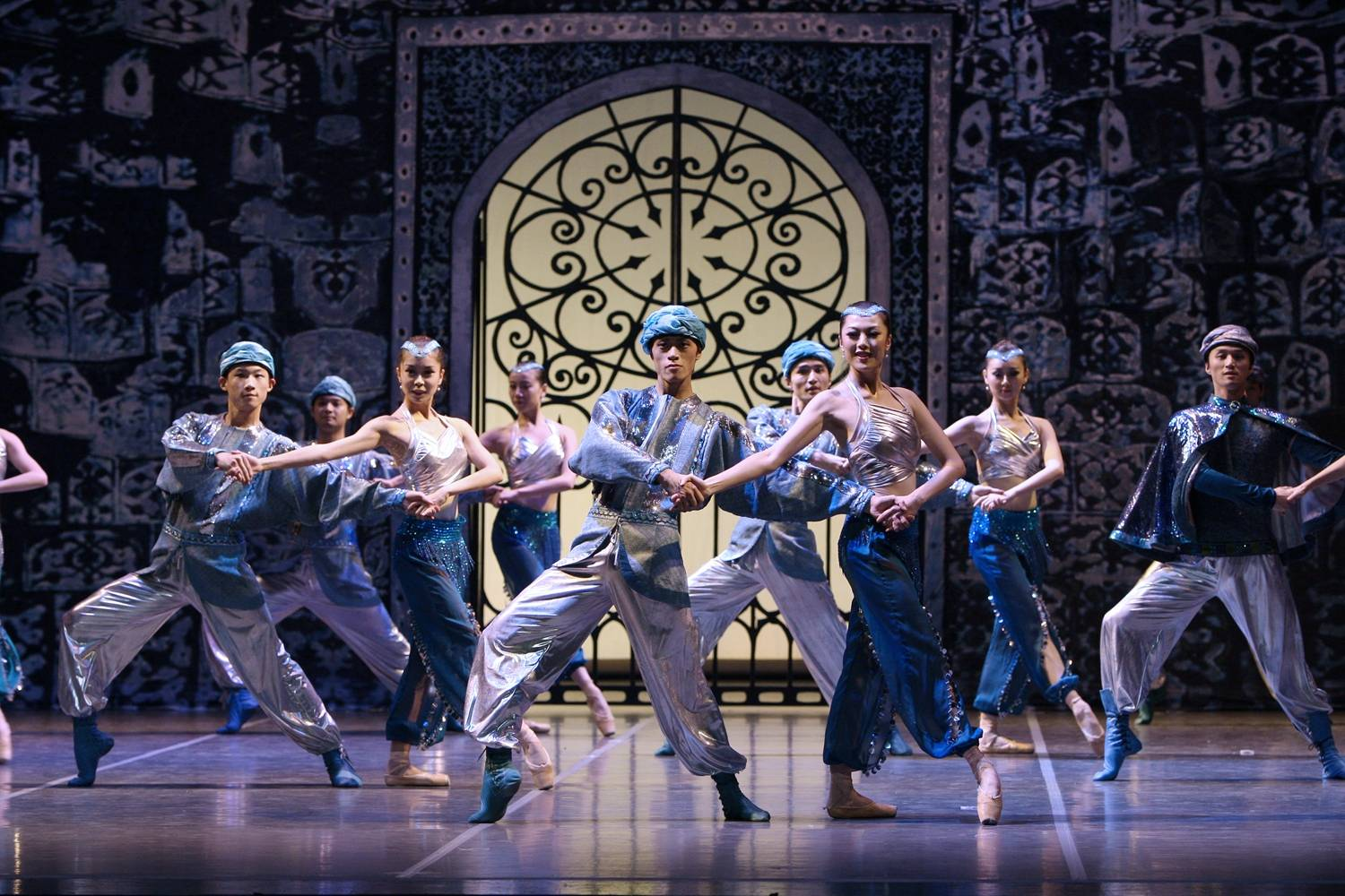Shanghai Ballet: The Last Mission of Marco Polo at Shanghai ...