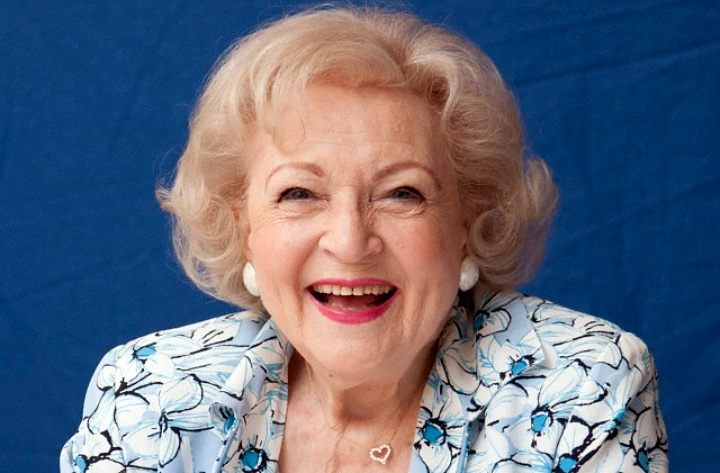 Famous People Born in the Year of the Dog Betty White