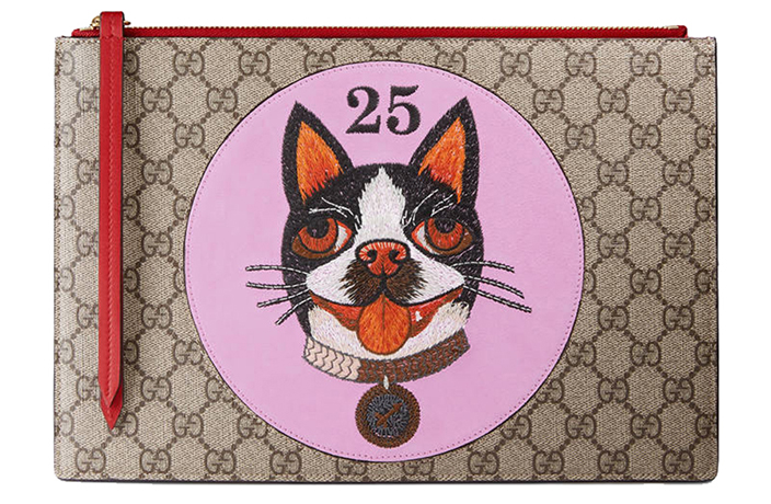 Go Year of the Dog Crazy with Gucci's Dog-Themed Collection