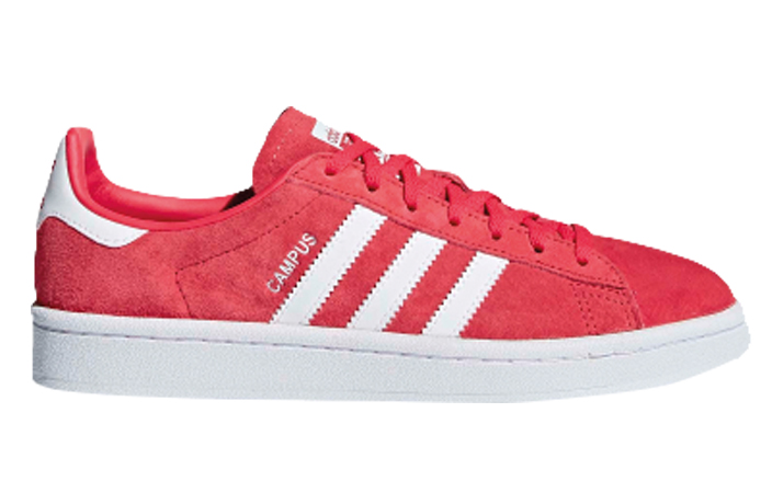 Adidas Originals Red Sneaker Shoes for Women