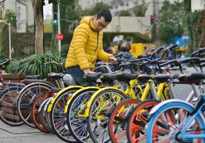 Shared Bikes Can Now be Unlocked through Shanghai Metro App
