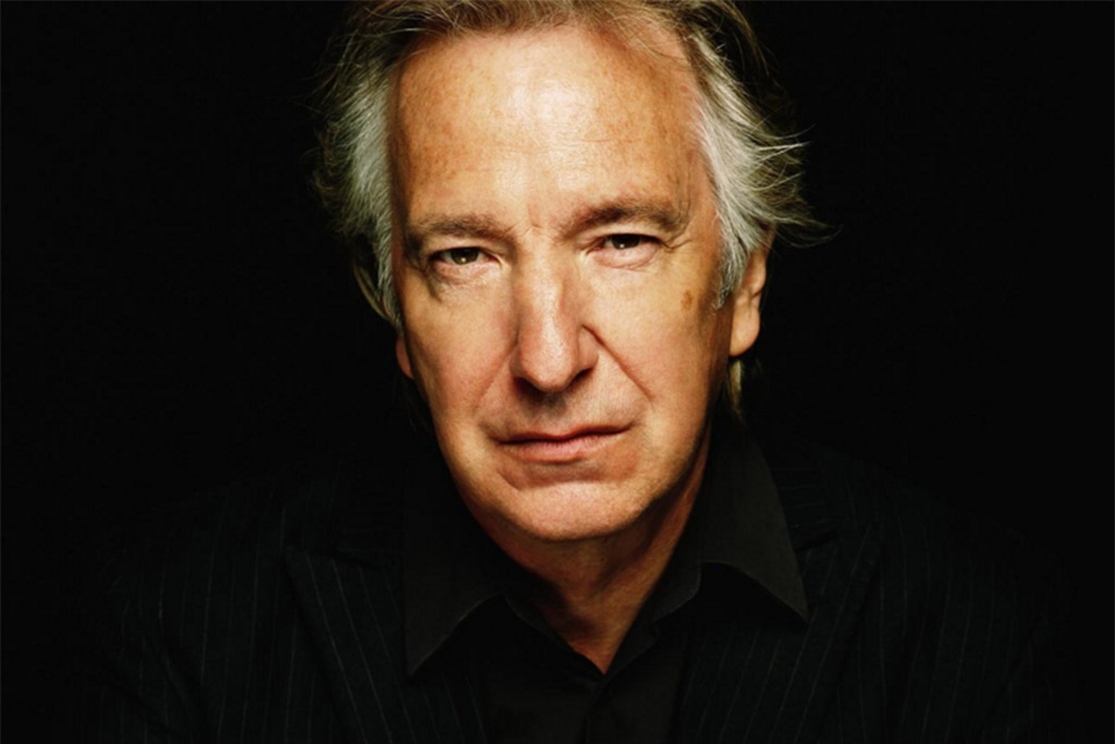 Famous People Born in the Year of the Dog Alan Rickman