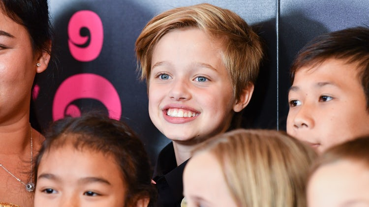 Famous People Born in the Year of the Dog Shiloh Jolie-Pitt
