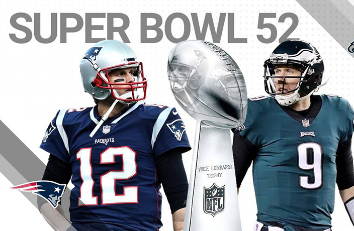 Where to Watch Super Bowl LII 2018 Live in Shanghai