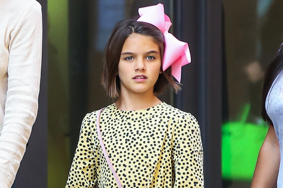 Famous People Born in the Year of the Dog Suri Cruise