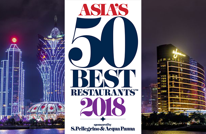 12 Greater China Restaurants on Asia's 50 Best List for 2018