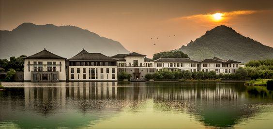 Fuchun Lake