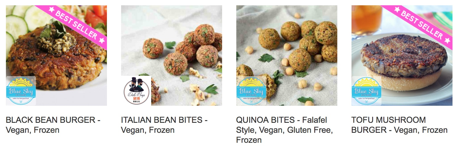 These Vegan Burgers & Bites Are 33% Off Right Now