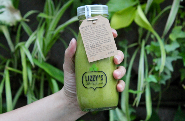 These Ultra-Healthy Lizzy's Green Smoothies are 33% Off Right Now