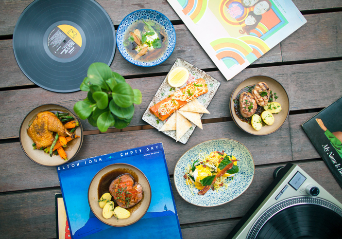WIN! Brunch at The Cut Rooftop