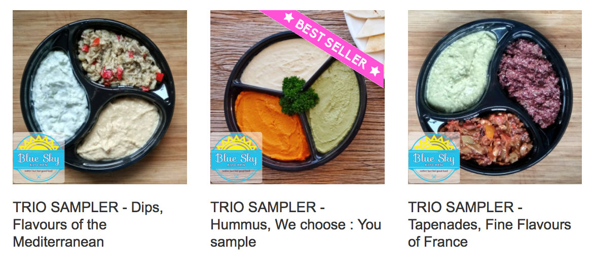 These Dips & Hummus Are Great for Healthy Snacking, And They're On Sale Now