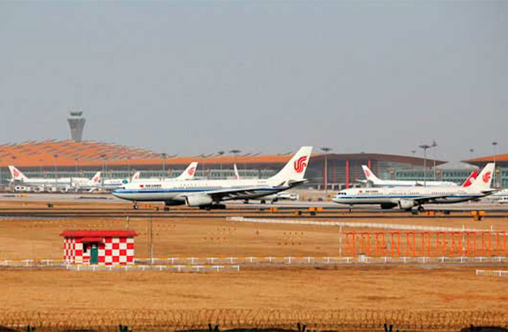 These 4 Chinese Airports Were Ranked Among the World's Busiest