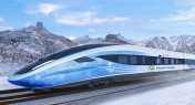Testing Begins on New Beijing Olympics High-Speed Train