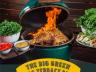 The Big Green Egg Weekends Terrace BBQ