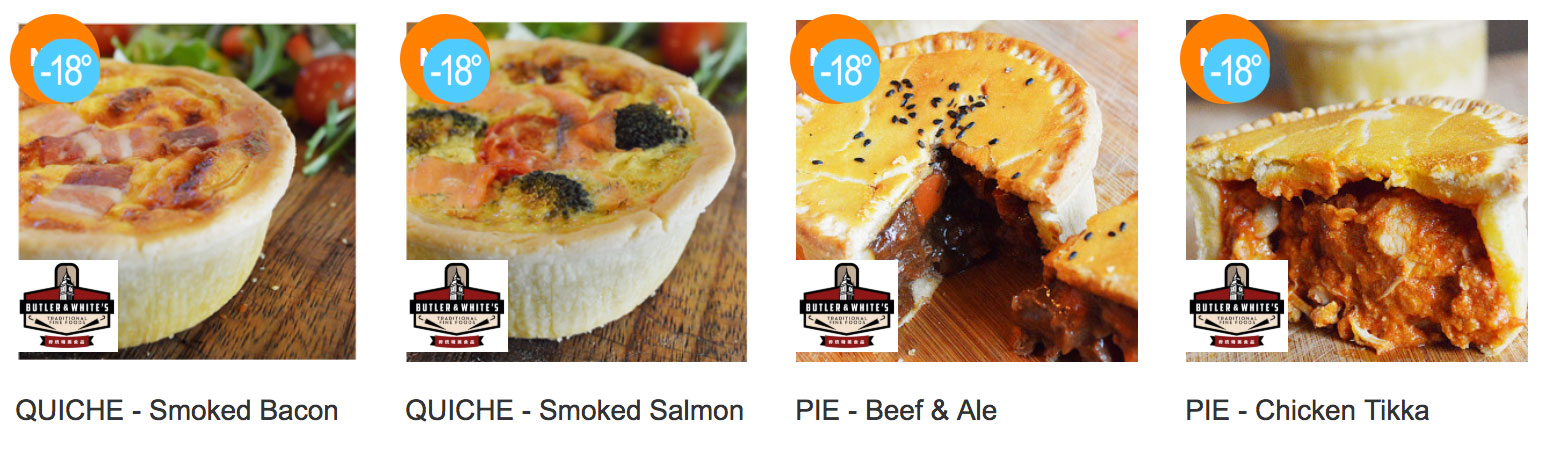 These Pies, Sausage Rolls & Quiches Are 33% Off Right Now