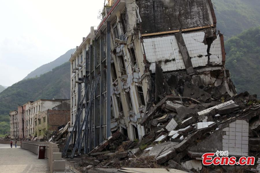 PHOTOS: What Sichuan Earthquake Areas Look Like 10 Years On