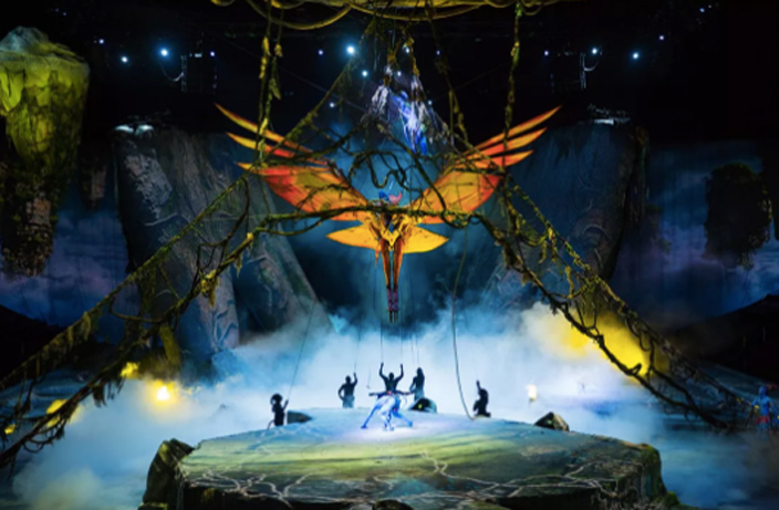 Cirque du Soleil's 'Avatar' Coming to China in August