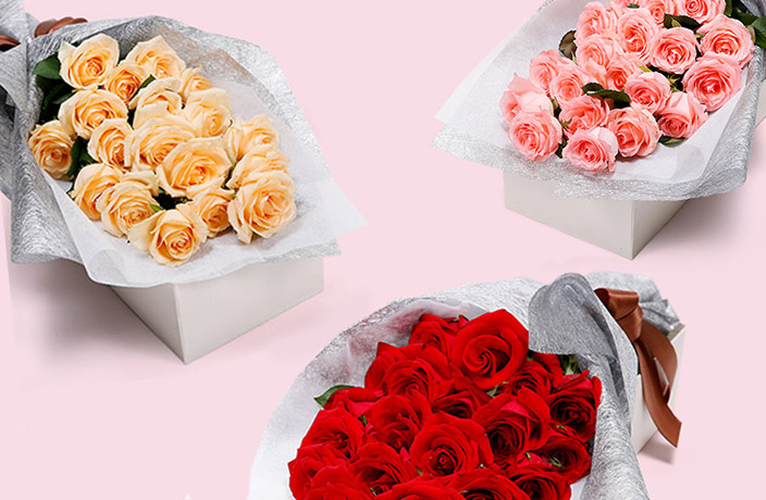 4 Chinese Valentine's Day Bouquets You Still Have Time to Buy