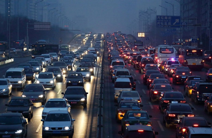 It's Official, Cars are the Main Culprits Behind PM2.5 Levels in Beijing