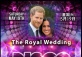 Saturday 19th of May - Royal Wedding Disco Reception!