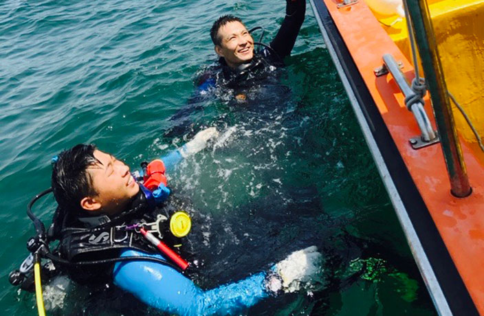 Meet the People Working to Save Shenzhen's Coral Reefs