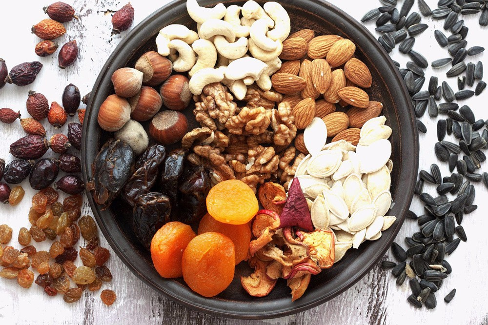 These Yummy Dried Fruits, Nuts and Seeds Are 33% Off Right Now