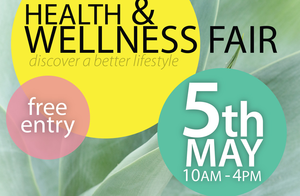 Shenzhen's 6th Health and Wellness Fair is This Saturday!
