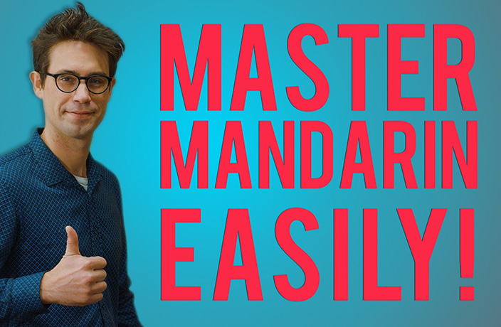 WATCH: The Easiest Way to Master Mandarin
