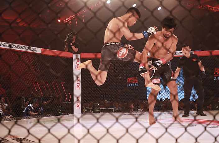 MMA Fans: Tickets on Sale Now for REBEL FC 8 – A Warrior's Return in Guangzhou