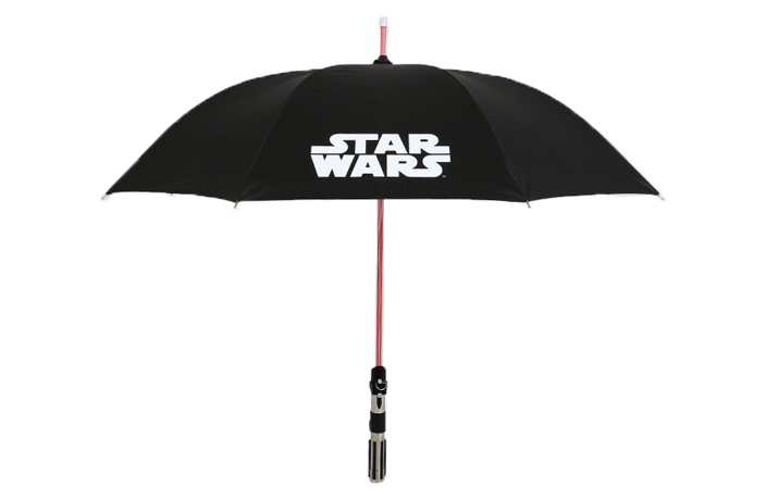 Hot on Taobao: Star Wars Lightsaber Umbrella